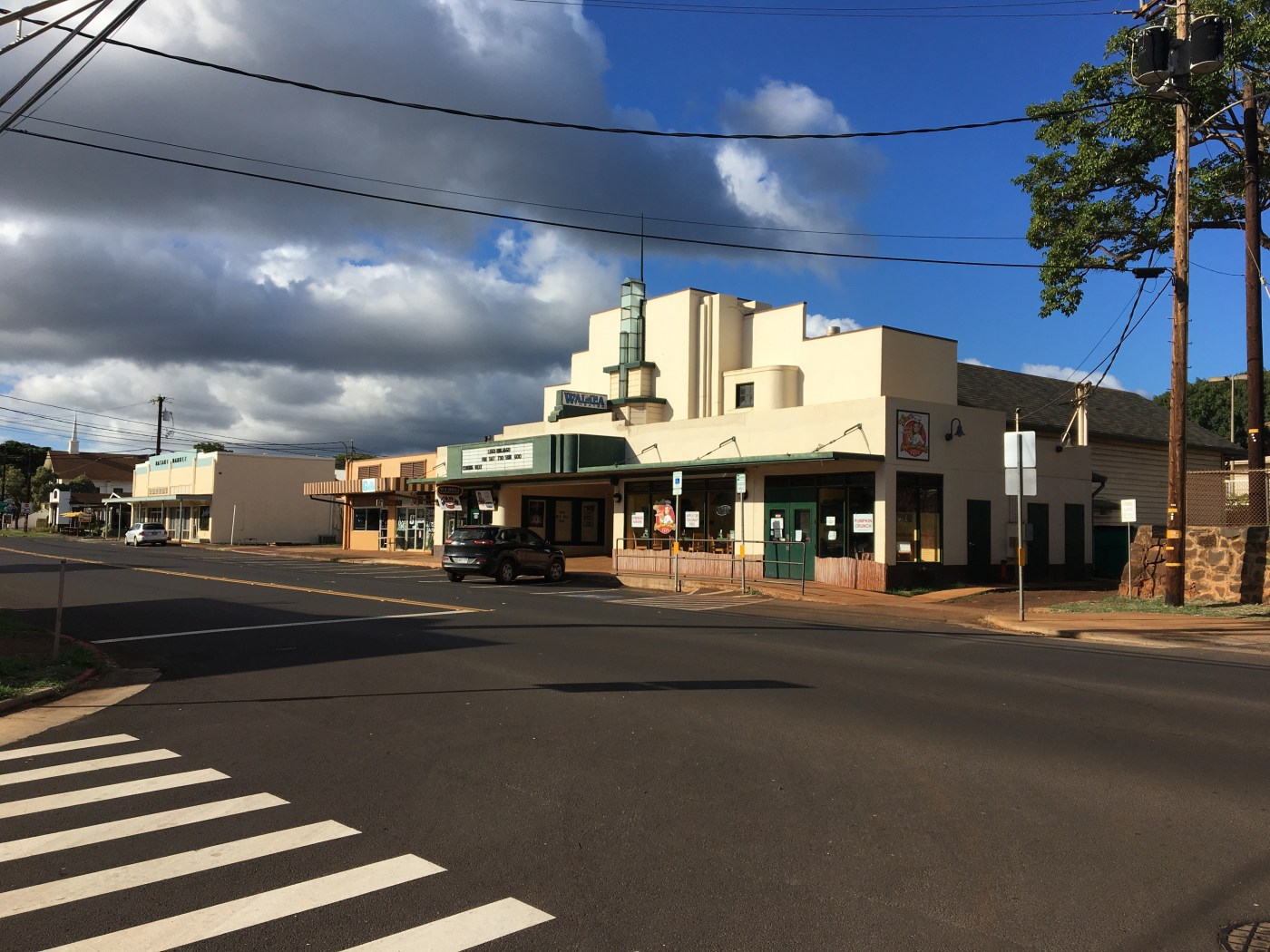 Historic Waimea Theatre