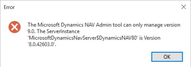 NAV 2016 installation overwrites NAV 2015 Administration