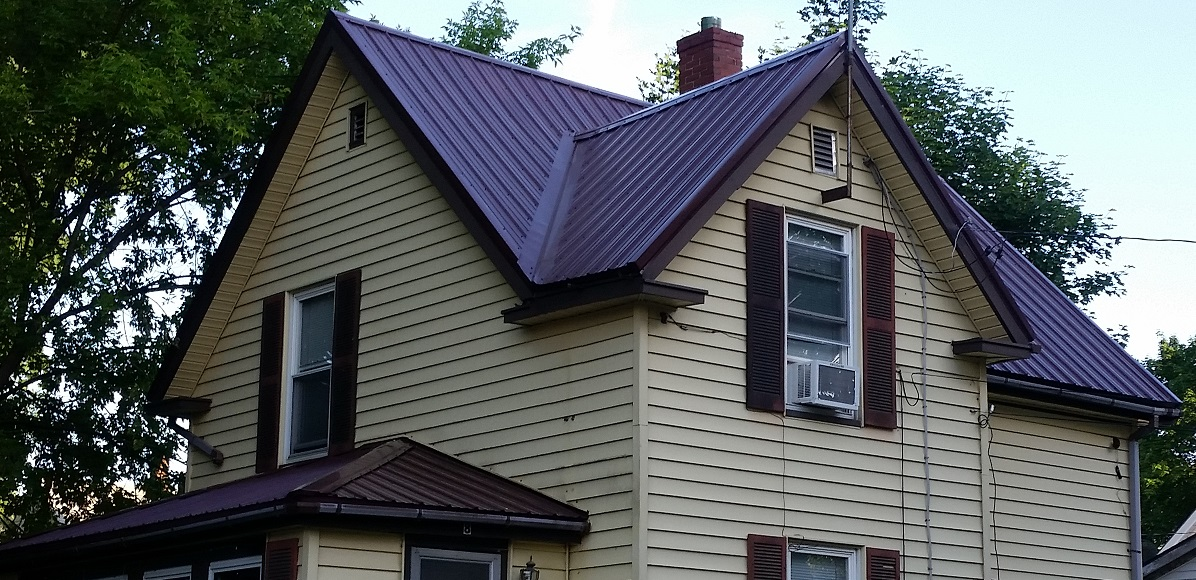 Kauffman Roofing Metal Roofs Asphalt Shingles Metal