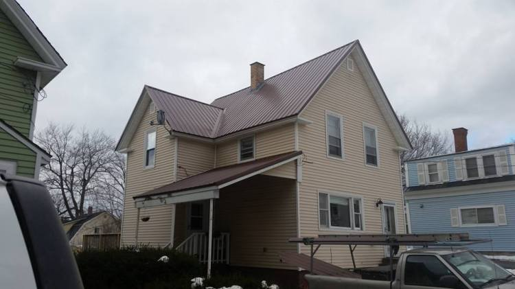 New Roof in Oldtown. Reroof your old house.