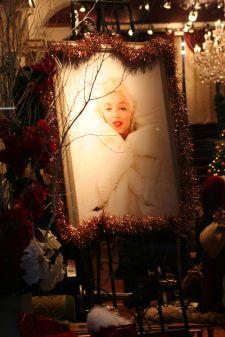 Marilyn Monroe White Mink Fur Coat