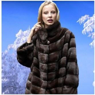 mink fur coats