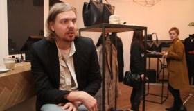 Robertas Kalinkinas Anna Mesha klube pristato savo darbus1
