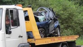 Tragiškoje avarijoje netoli Kauno žuvo 4 žmonės