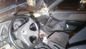 Iš avarijos vietos pabėgo beveik nepažįstamas vairuotojas