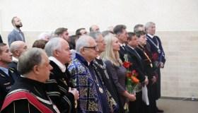 LSU rektoriaus inauguracija 10