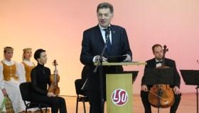 LSU rektoriaus inauguracija 11