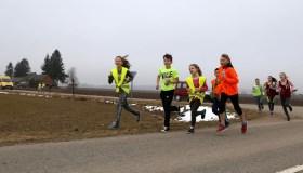 Tradicinis bėgimas P. Dovydaičio garbei