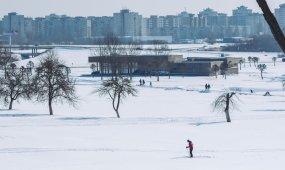 Žiemos pramogos