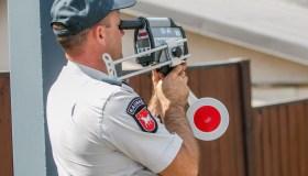 Policija, greičio radaras