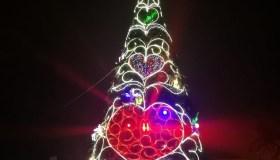 Kelmės Kalėdų eglė