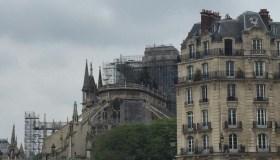 Noterdamo katedros gaisras Paryžiuje