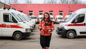 Paramedikė G. Labutytė