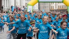 Unicef bėgimas