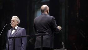 "A. Bocelli koncertas ""Žalgirio"" arenoje"