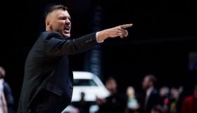 """Kauno """"Žalgiris"""" - Vilniaus """"Rytas"""" Karaliaus Mindaugo taurės finale"""