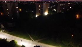 Kovo 11-osios parkas tamsoje