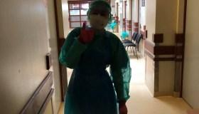 Darbas Respublikinėje Kauno ligoninėje karantino metu