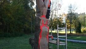 Skulptūros drožimas