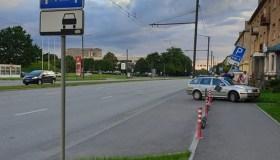 Avarija K. Baršausko gatvėje