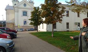 Šv. Kryžiaus (Karmelitų) bažnyčia