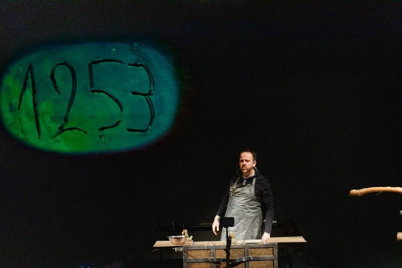Lėlių teatro spektaklis Vasario 16-osios proga