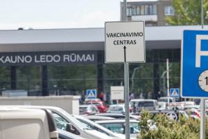 Vakcinavimo centras Kaune