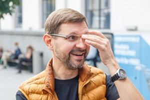 Antanas Kandrotas Celofanas bandė patekti į Akropolį