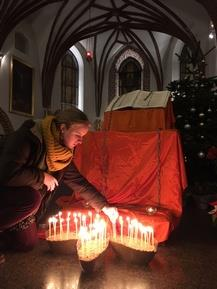 2018 01 22 d. įvyko pamaldos už krikščionių vienybę