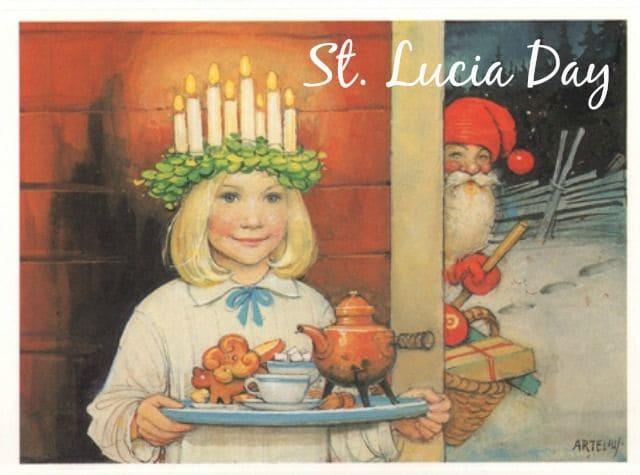 Šv. Liucijos diena