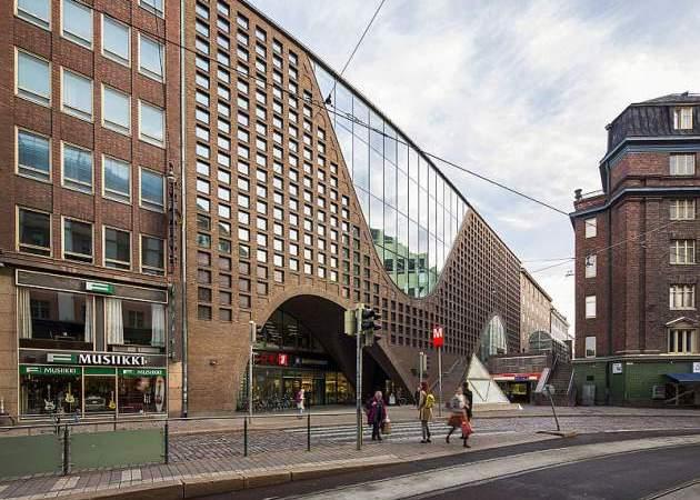Grupė Panevėžio bibliotekininkų siekia tobulėjimo Helsinkio bibliotekose