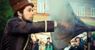 Gatvės muzikos diena Kijeve