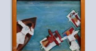 Aldonos Gustas tapybos paroda
