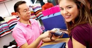 mokėjimos kortelės skaitytuvai