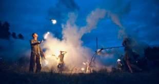 """Yaga Gathering 2015"" ugnies ir dūmų šou"