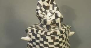 Virginijos Užusenytės keramikos dėžučių paroda