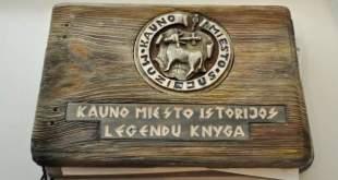 Kauno miesto istorijos