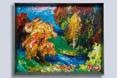 Stasio Jusionio tapybos darbų paroda