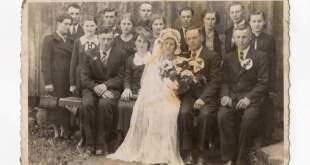 Anelė ir Petras Virbickai 1939 02 03