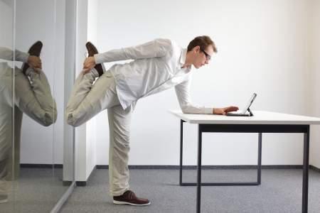 Streso prevencijai – nemokamos mankštos