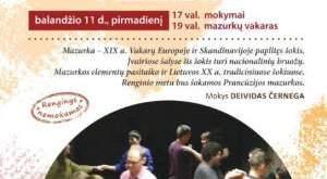 Mazurkų vakaras