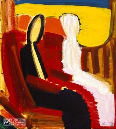 A. Vilpišauskas. Kelionė (1991)