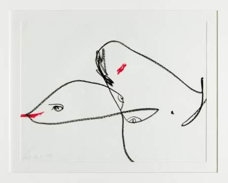 Aldonos Gustas kūrybos – piešinių ir pastelių paroda