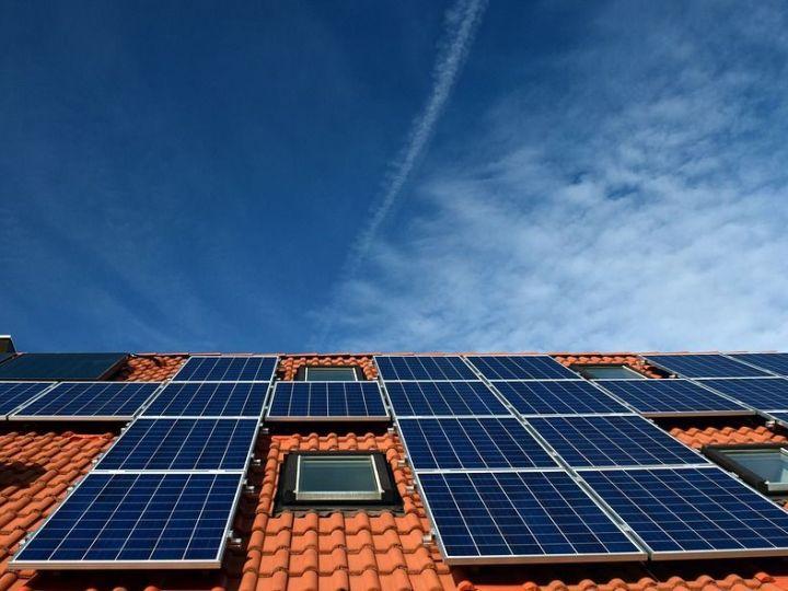 APVA parama saulės elektrinėms