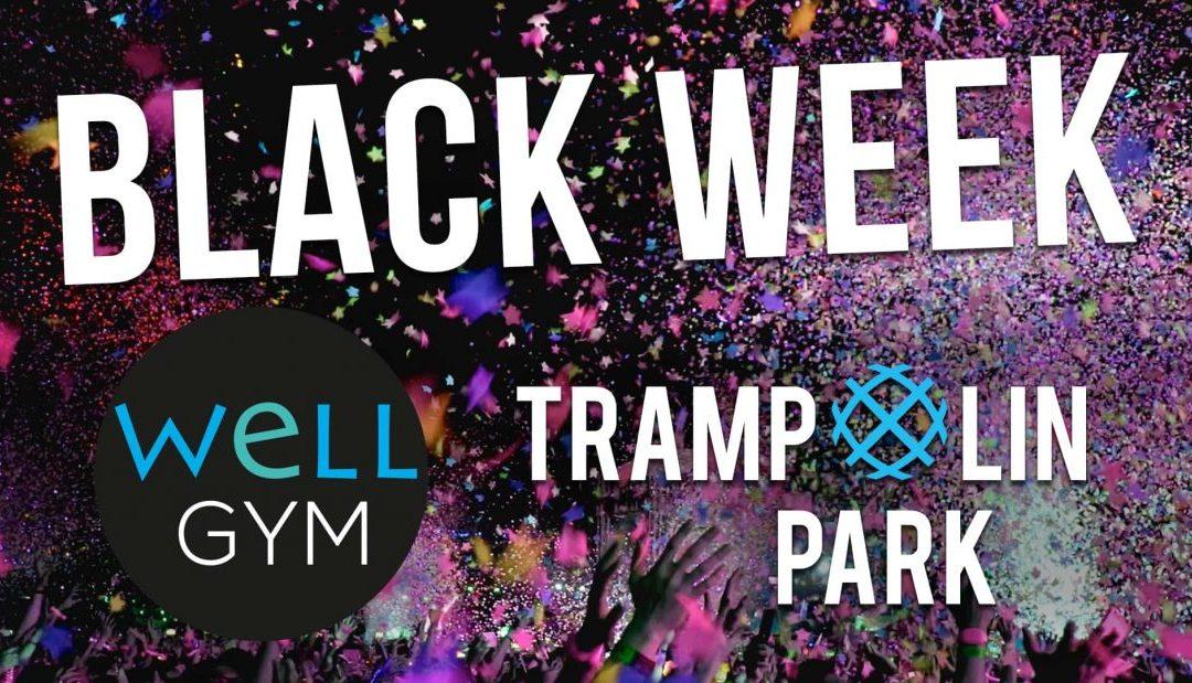 Black Week | Kauppi Sports Center