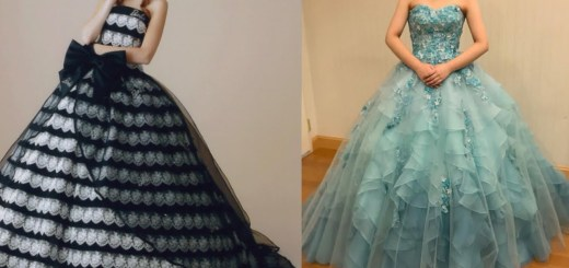 Beautiful gowns for girls