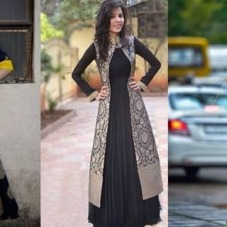 Jacket style dresses