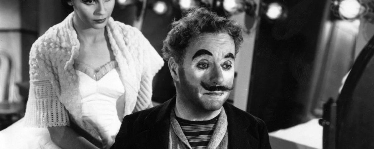 Chaplin in Limelight