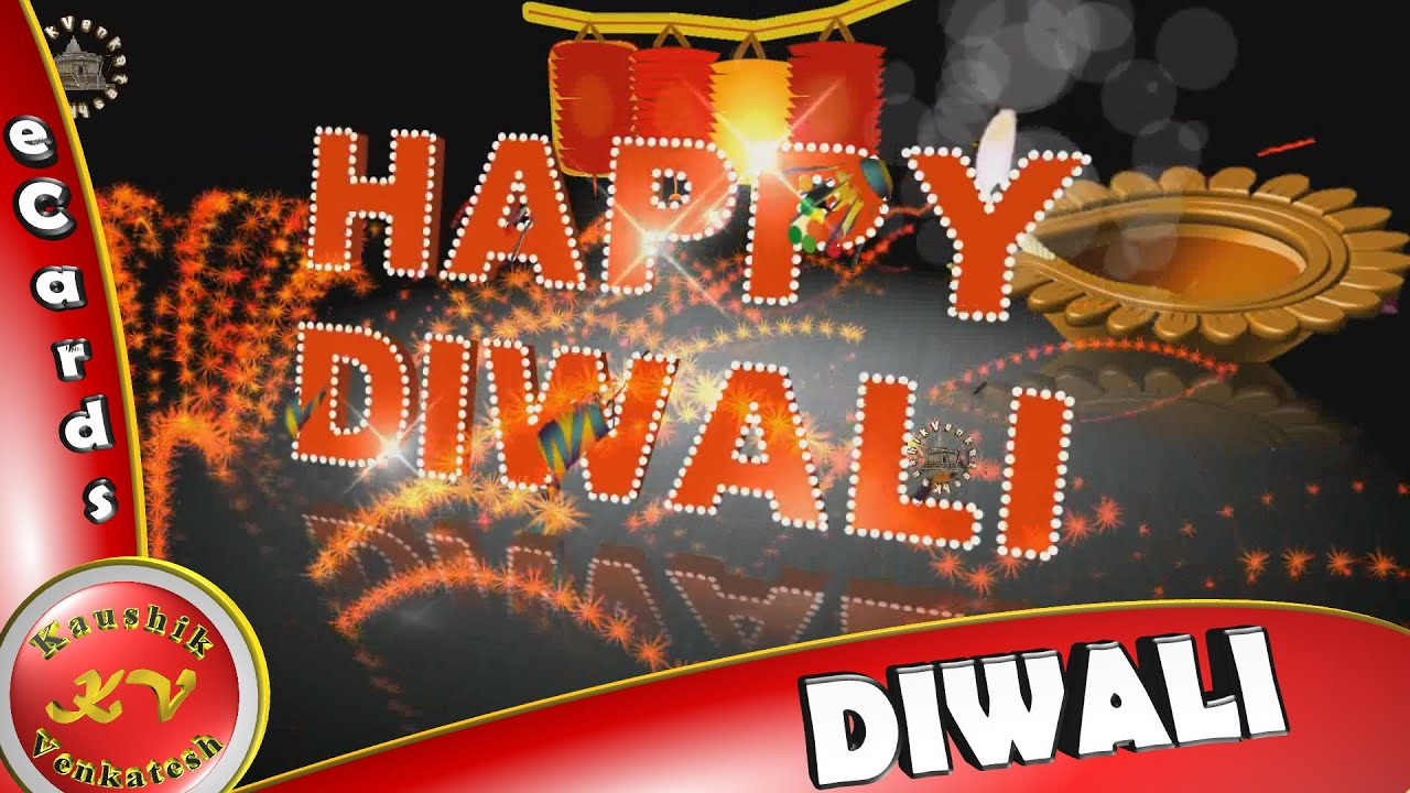 Greetings for the major festival of India - Deepavali
