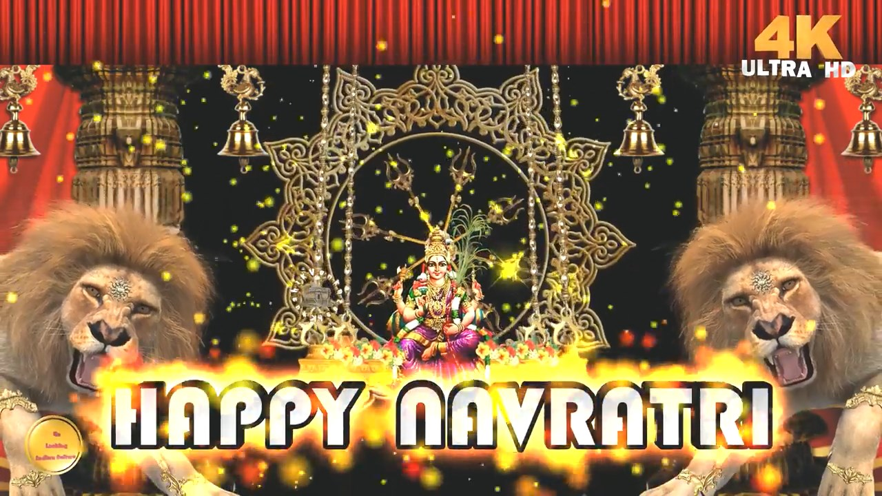Greetings for Navratri festival